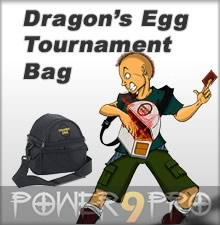 Dragon's Egg MTG Tournament Bag