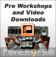Online mtg workshops and video downloads